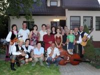 Kaimynų diena Brazauskų namuose 2011 m. rugpjūčio 27 d.