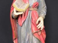 """Skulptūra. """"Šv. Paulius"""". XVII a."""