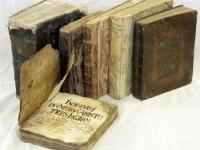 Knygos XVII- XIX a.