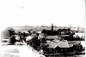 Kaišiadorių miesto panorama