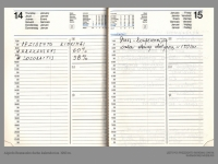 Algirdo Brazausko darbo kalendorius. 1993 m.