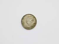 22. Moneta. 2 reichsmarkės. Vokietija. 1937 m. Sidabras, Ø 25 mm. Fot. Nijolė Adukonienė (reversas)