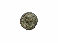 3. Moneta. Sestercijus. Julija Mamėja (†235). Romos Imperija. Bronza, Ø 30 mm. Rastas Kalviuose, Kaišiadorių r. Fot. Asta Sabonytė (aversas)