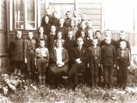 23. Jaunesnieji Kaišiadorių skautai. Apie 1935–1937 m. (KšM)