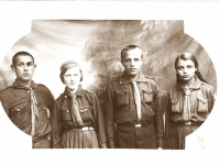 3. Kaišiadorių skautų vadijos nariai. 1928 m. (KšM)