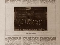 37. Publikacija apie Trakų (Kaišiadorių) skautų muziejaus atidarymą. Skautų aidas. 1929 m.