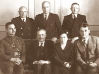 45. Lietuvos skautams remti draugijos Kaišiadorių skyrius. 1939 m.