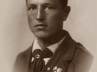 46. Iki 1935 m. atkurtai lietuvių skautų organizacijai Vilniuje vadovavęs Pranas Žižmaras. (MJŠNM)