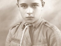 49. Juozas Stempožeckas su skauto uniforma. 1934 m.