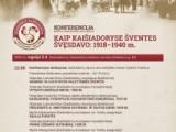 """Konferencija, skirta Kaišiadorių 430-mečiui """"Kaip Kaišiadoryse šventes švęsdavo: 1918–1940 m."""""""