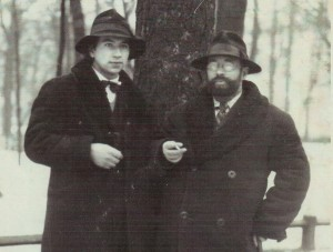 Adomas ir Vincentas Jakševičiai