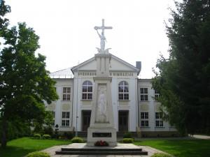 Laisvės paminklas Švėkšnoje. 2010 m. V. Budvyčio nuotr.