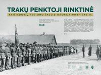 Trakų penktoji rinktinė: Kaišiadorių regiono šaulių istorija 1919–1940 m.