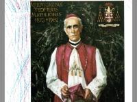 Algirdo Brazausko bibliotekos knyga. Prel. Stanislovas Kiškis. Arkivyskupas Teofilius Matulionis. Kaišiadorių vyskupijos kurijos leidykla. 1996 m.