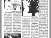 """Laikraščio """"Europos Lietuvis"""" pirmasis puslapis. 1993 m. Nr. 36 (2271)"""