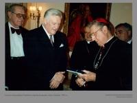 Lietuvos Respublikos Prezidento Algirdo Brazausko vizitas Niujorke. 1993 m.