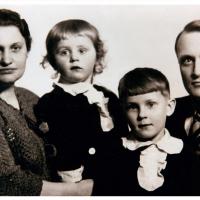 Brazauskų šeimos istorija