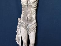 """Skulptūra. """"Nukryžiuotasis"""". XIX a. pab.–XX a. pr."""