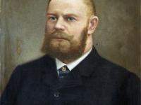 Tiškevičiaus portretas XX a. pr.