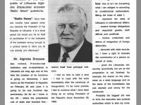 "Savaitraštis ""BALTIC NEWS"". 1993 m. gegužė. 19-20 (36-37)"