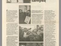 """Laikraštis """"Atgimimas"""". 1993 m. kovo 2 d. Nr. 8"""