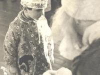 """Senio Šalčio dovanos. Kaišiadorių darželis """"Pasaka"""" 1969 m."""