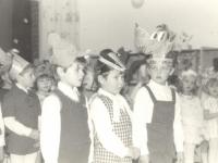Stasiūnų vaikų darželyje. 1982 m.