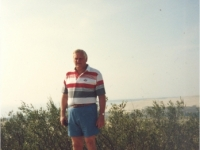 Algirdas Brazauskas.  1990 m.