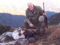 Medžioklė. 1998 m. Austrija