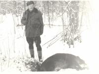 Medžioklė. 1975 m.