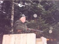Medžioklė. 1994 m. sausio 1 d.