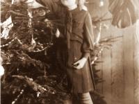 25. Jaunesnioji Kaišiadorių skautė Aleksandra Žitkutė. 1937 m. (KšM)