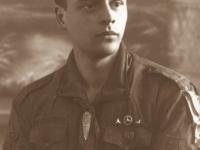36. Skautų muziejaus šeimininkas Aleksas Metelicinas. 1929 m. (KšM)
