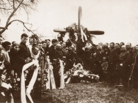 39. Prano Gudyno laidotuvės. 1929 m. gegužės mėn.