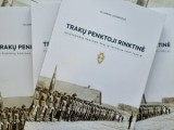 """Leidinio """"Trakų penktoji rinktinė: Kaišiadorių regiono šaulių istorija 1919–1940 m."""" pristatymas"""